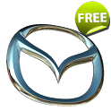 3D MAZDA Logo Live Wallpaper icon