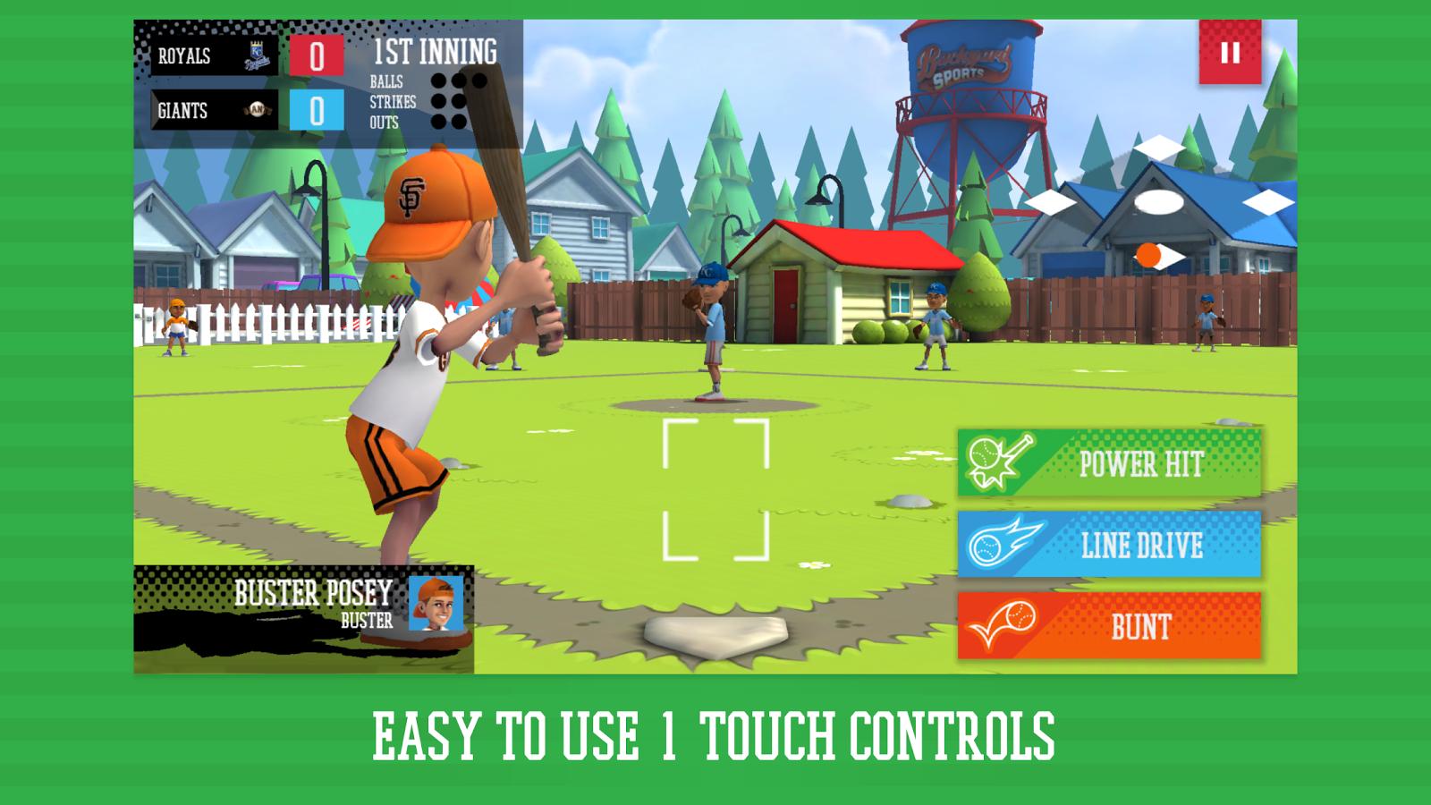 backyard sports baseball 2015 android apps on google play