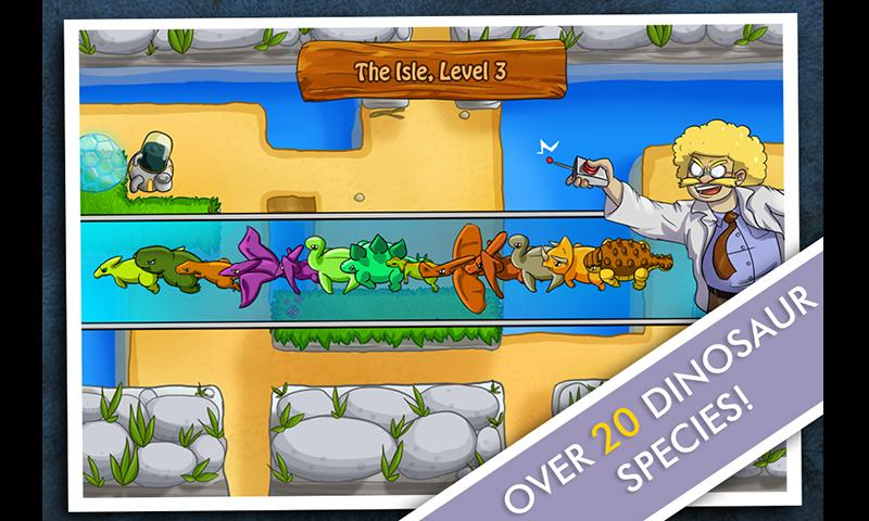 Dino Zone- screenshot