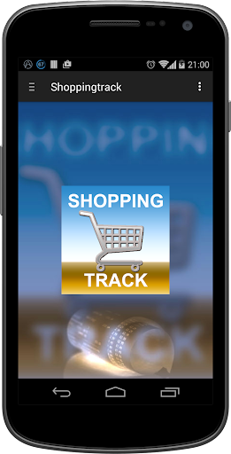 Shopping Track