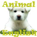 Animal English logo