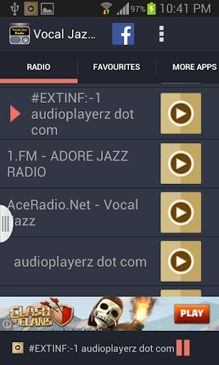 【免費音樂App】Vocal Jazz Radio-APP點子