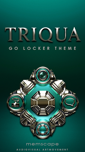 GO Locker TRIQUA Theme