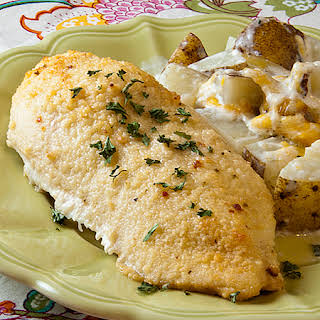 Baked Chicken With Italian Dressing Recipes.