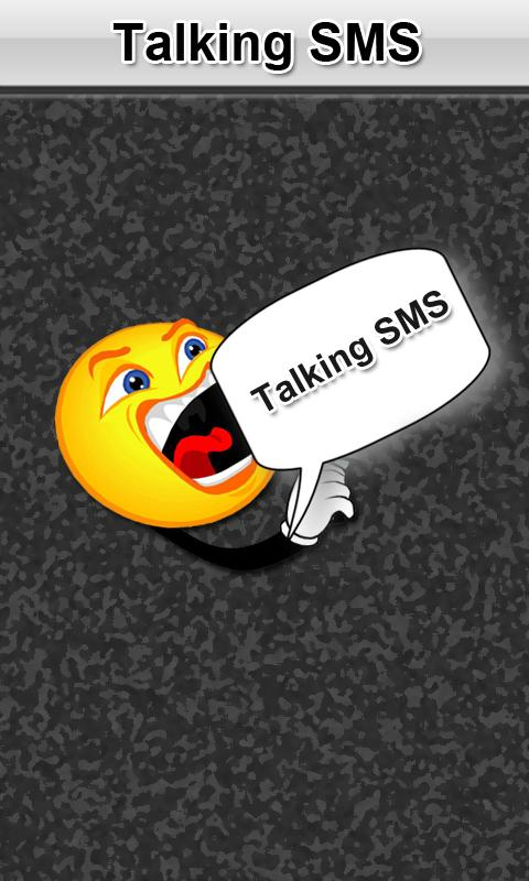 Talking SMS- screenshot