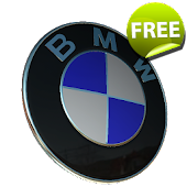 3D BMW Logo Live Wallpaper