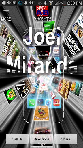 Joel Miranda Market in Motion