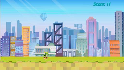 Turtle Jumper Ninja Game