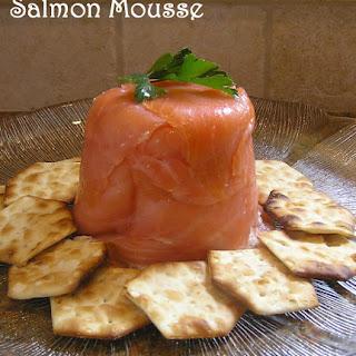 Salmon Mousse.