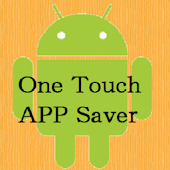 One-Touch Apps saver
