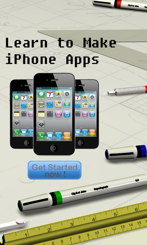 Learn to Make iPhone Apps - screenshot