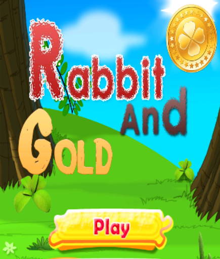 Rabbit And Gold