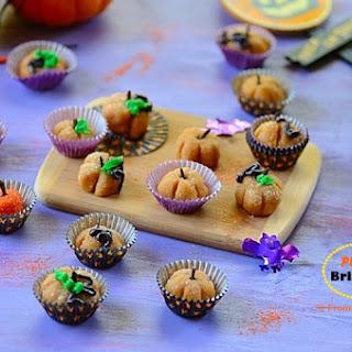 Pumpkin Brigadeiros (Brigadeiro de Abóbora)