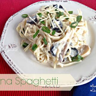 Tuna Spaghetti Recipe