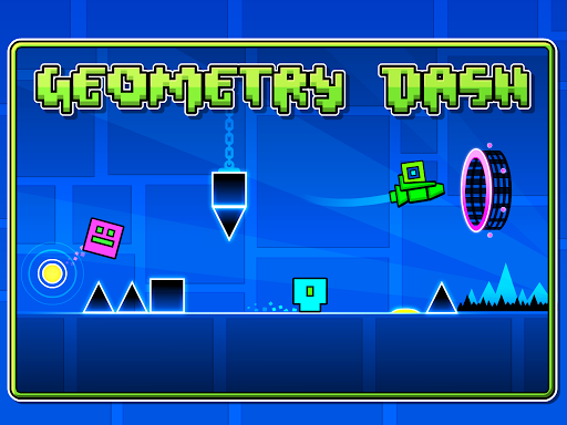 Geometry Dash Lite Spel (APK) gratis nedladdning för Android/PC/Windows screenshot