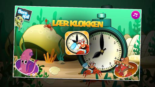 Lær klokken med Miniklub