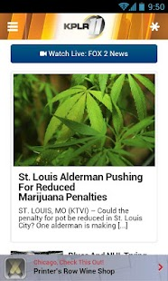 News 11 - KPLR - screenshot thumbnail