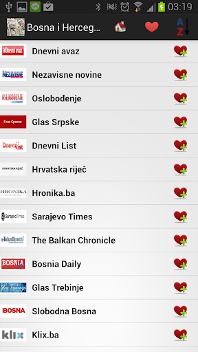 Bosna i Hercegovina Novine