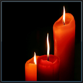 Candle live wallpaper2