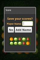 Screenshot of Happy Fruit Quest