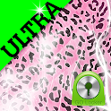 Ultra Cute Pink Cheetah Locker