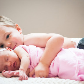 Love my Sister by Kellie Jones - Babies & Children Children Candids (  )