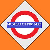 Mumbai Metro Map (Free)