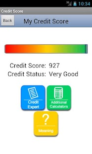 My Credit Score - screenshot thumbnail