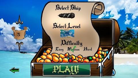 Super Pirate Paddle Battle F2P Screenshot 10