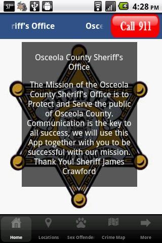 Osceola County Sheriff