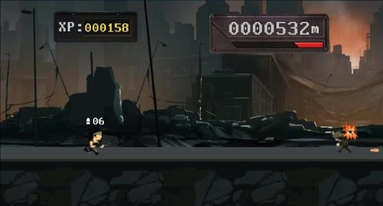 Ranger Dash - Run soldier Run v1.0