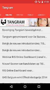 Tangram Recruitment App- screenshot thumbnail
