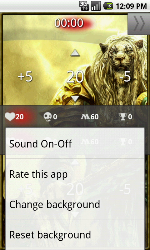 Magic the Gathering Assistant - screenshot