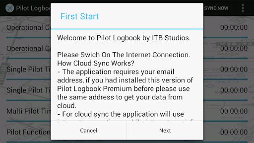 Pilot Logbook Premium
