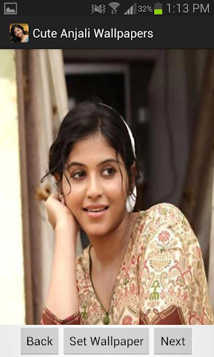 Cute Anjali Wallpapers