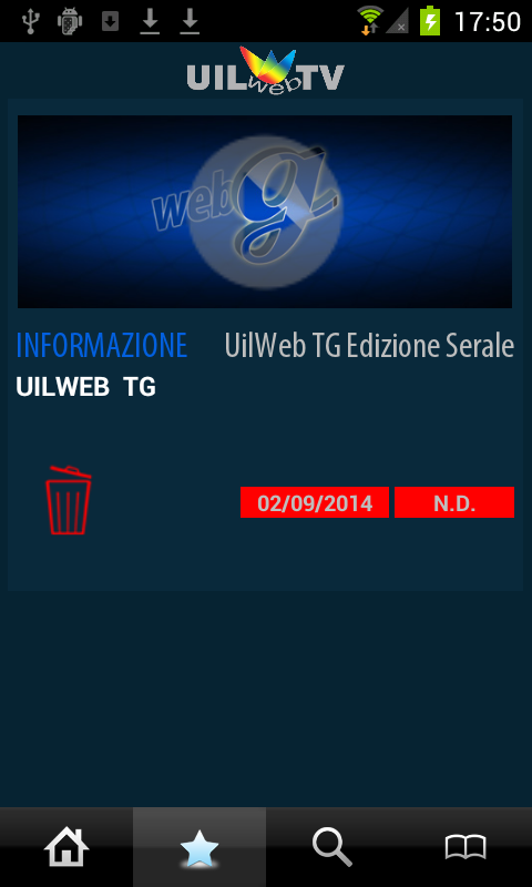UilWebTV- screenshot