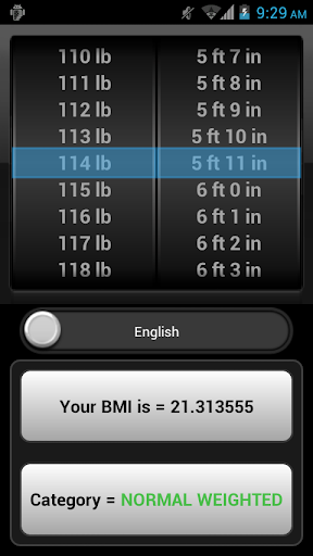 BMI Calculator - Free