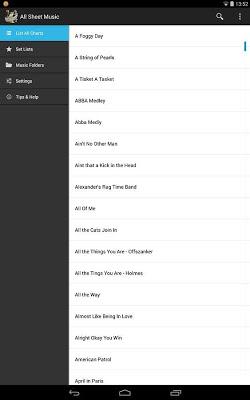 Orpheus Sheet Music FREE - screenshot