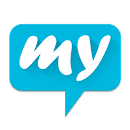 mysms SMS Text Messaging Sync app icon