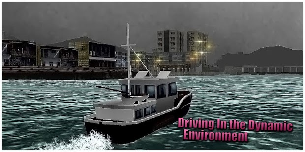Vessel Self Driving (HK Ship) - screenshot thumbnail