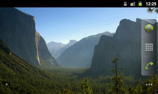 Yosemite - Wallpaper Slideshow
