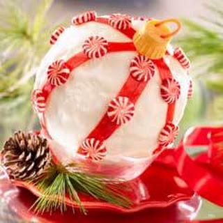 Holiday Ice Cream Ornament.