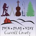 Carroll County, VA Tourism icon