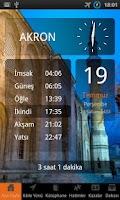 Screenshot of Adhan Time Holy Quran Classic