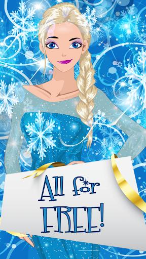 玩免費休閒APP|下載冰冻女王装扮 app不用錢|硬是要APP