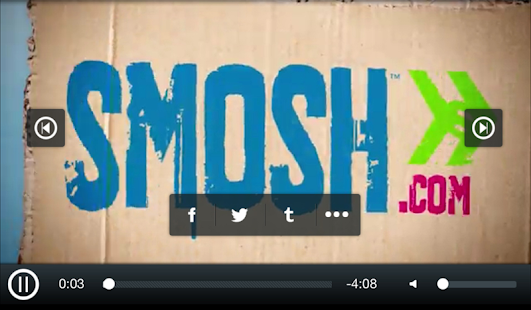 Smosh - The Official App - screenshot thumbnail