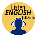 Listen English Full Audio icon