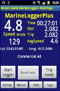 MarineLoggerPlus- screenshot thumbnail