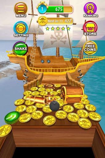 Pirate Coin Dozer