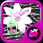 Zebra Love GO SMS Pro Theme icon